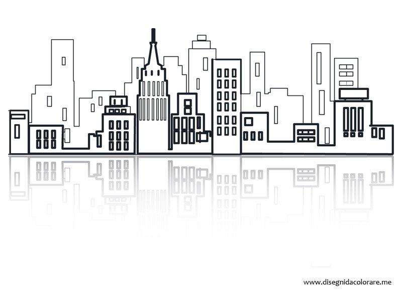 grattacieli città grattacielo
