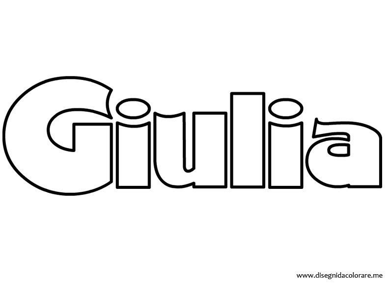 nome-giulia
