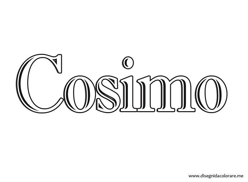 nome-cosimo
