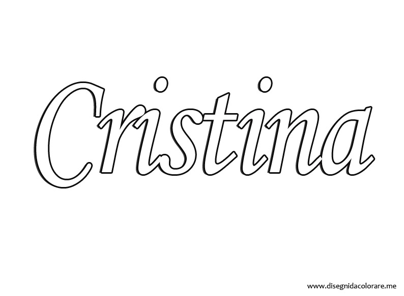 nome-cristina