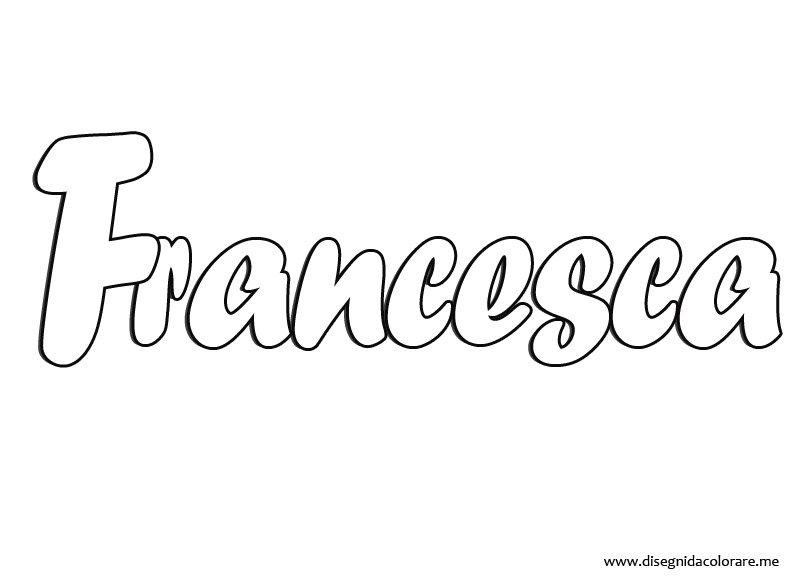 nome-francesca
