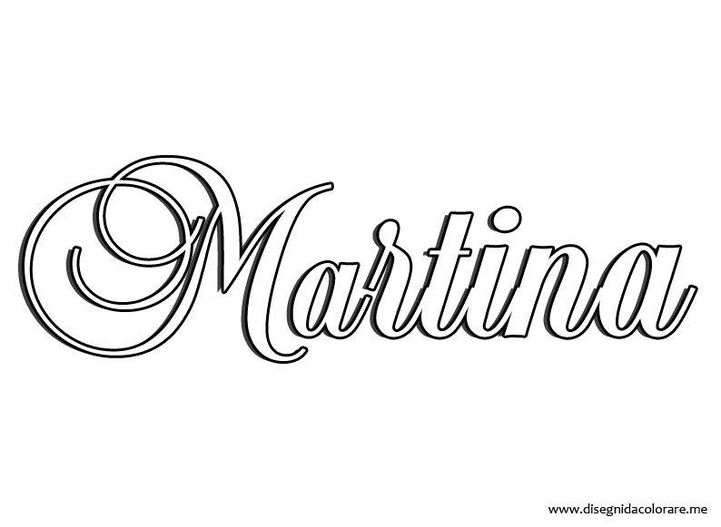 nome-martina