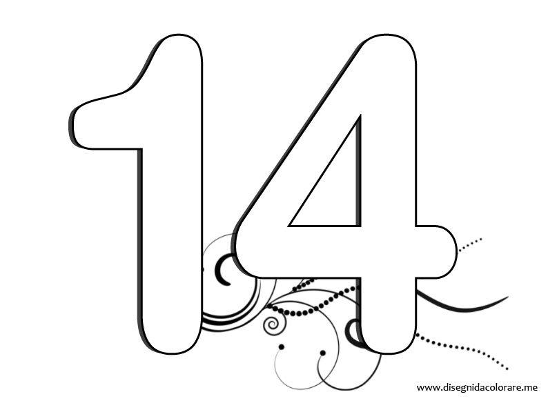 numero-14