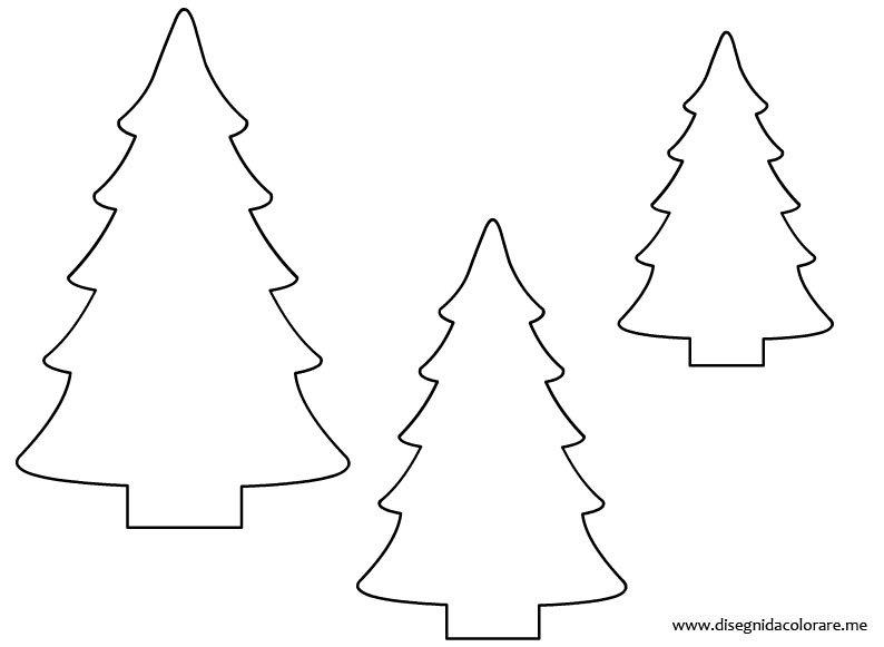 Super Alberi di Natale | Disegni da colorare WS85