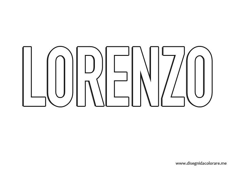 nome-lorenzo
