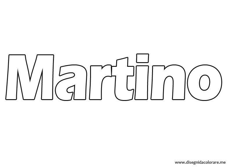 nome-martino