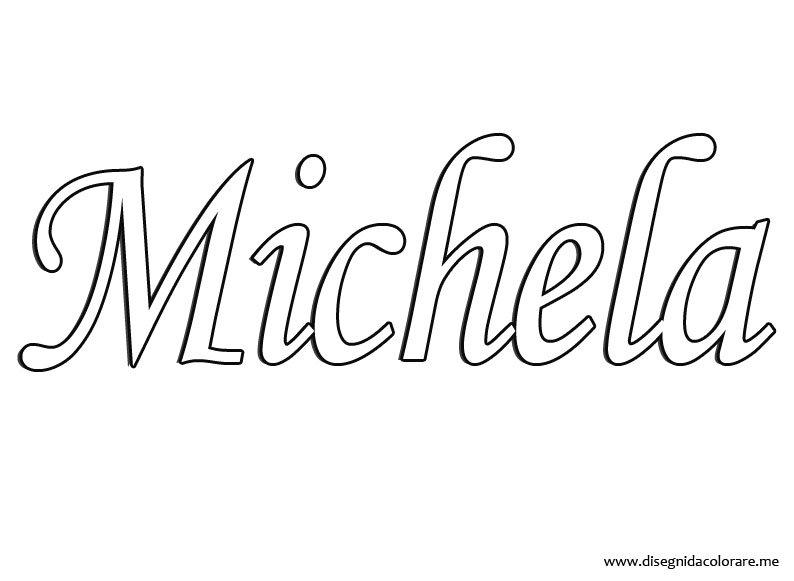 nome-michela