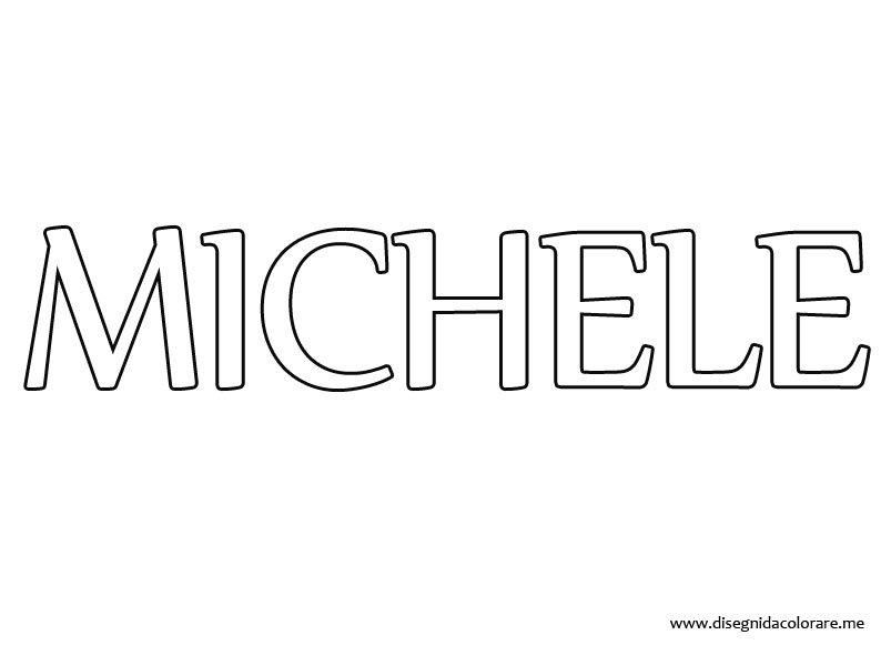 nome-michele