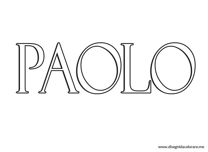 nome-paolo