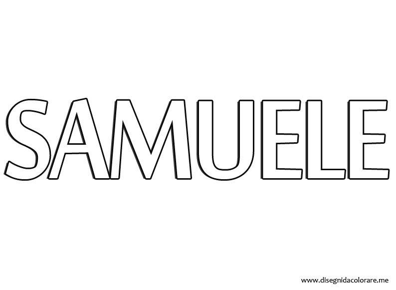 nome-samuele