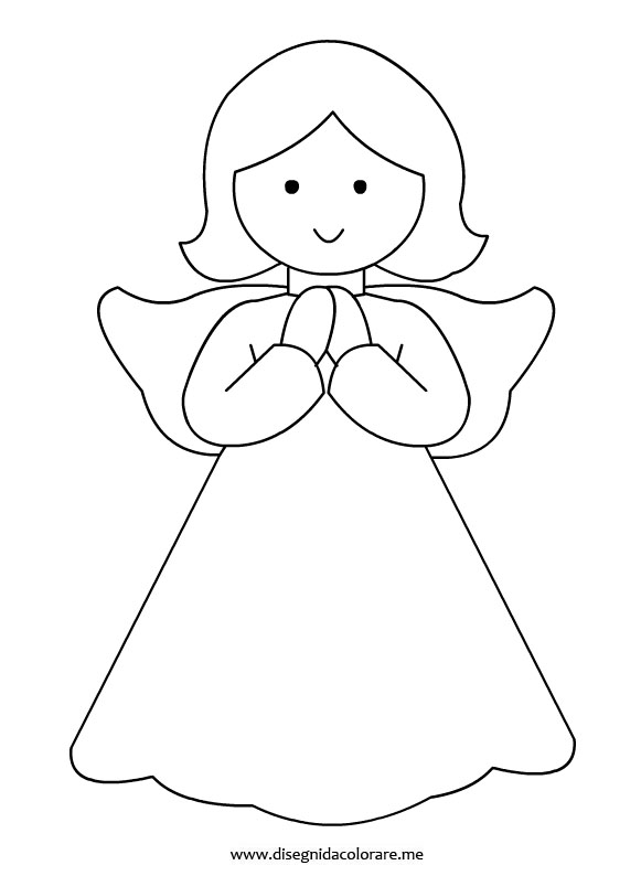 Angelo Coloring Pages