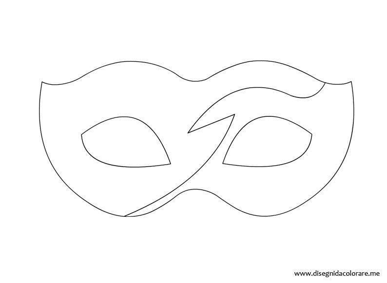 sagoma-maschera-carnevale