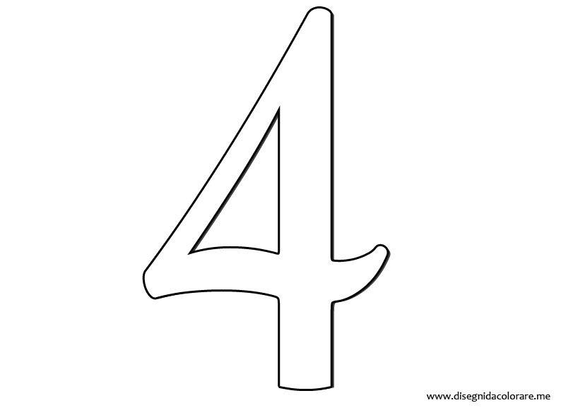 4-numero