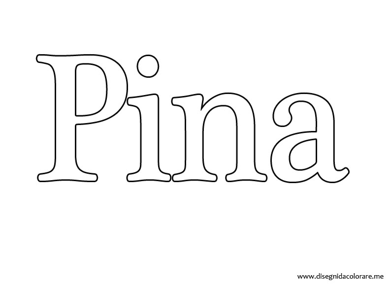 pina-nomi