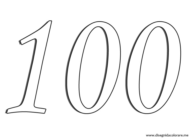 numero-cento