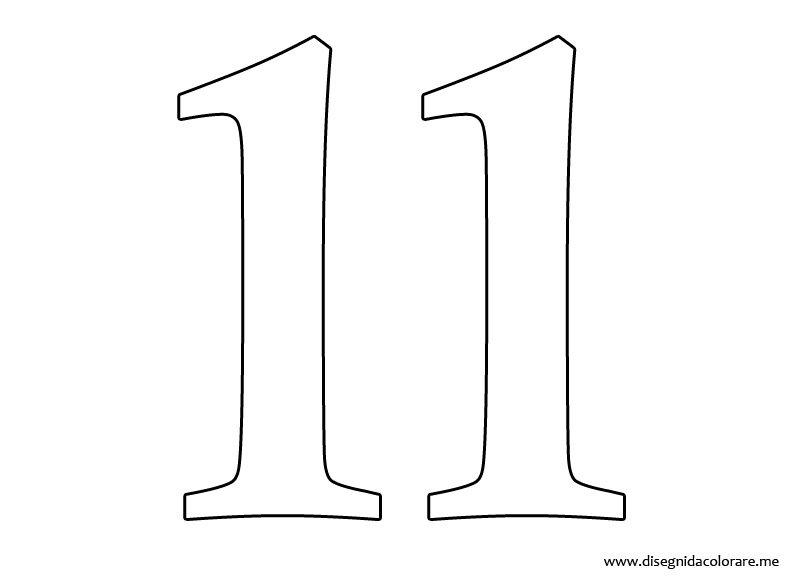 numero-undici