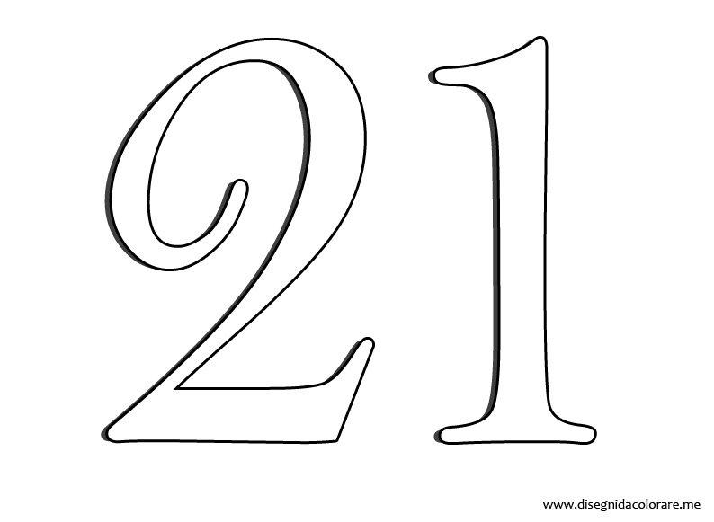 numero-ventuno