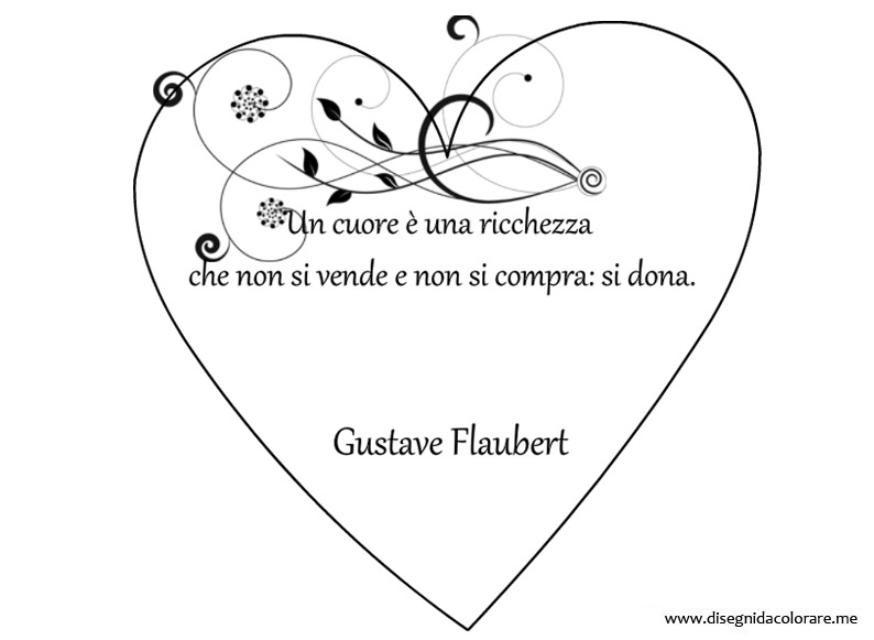 Connu Frase di Gustave Flaubert | Disegni da colorare PN27