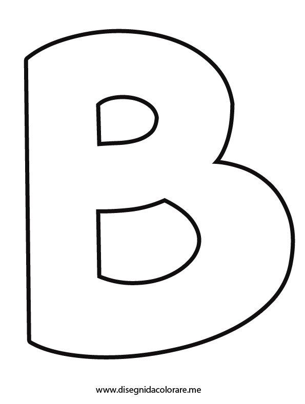 lettera-b-alfabeto