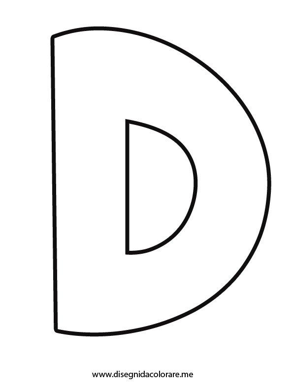 lettera-d-alfabeto