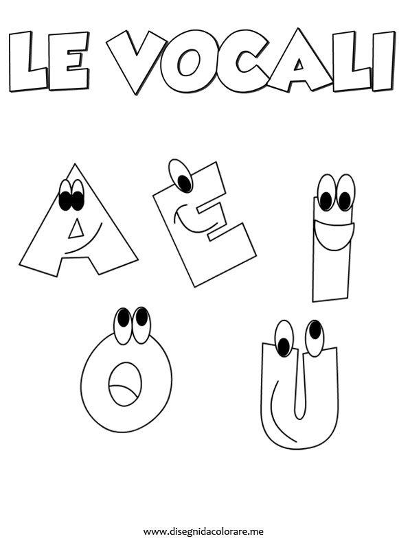 le-vocali
