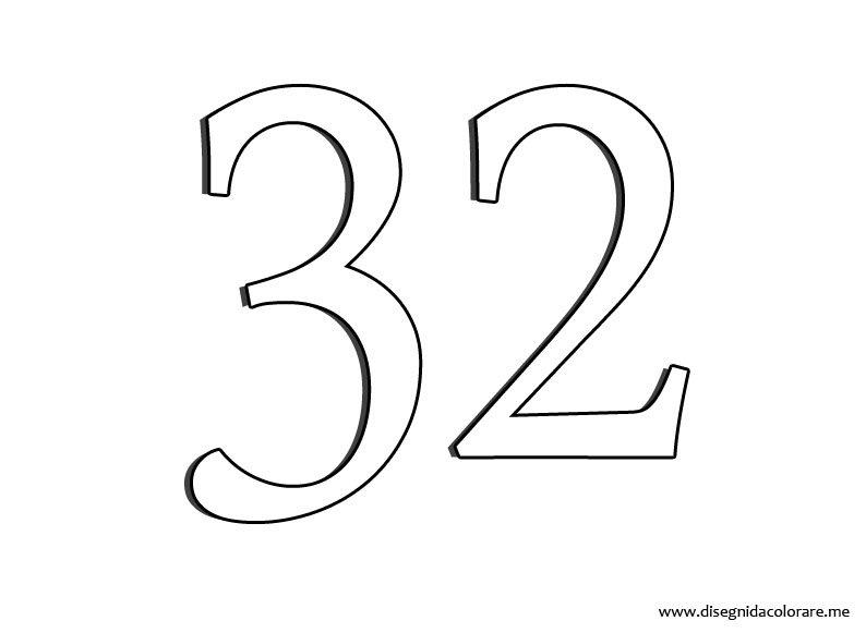 numero-32
