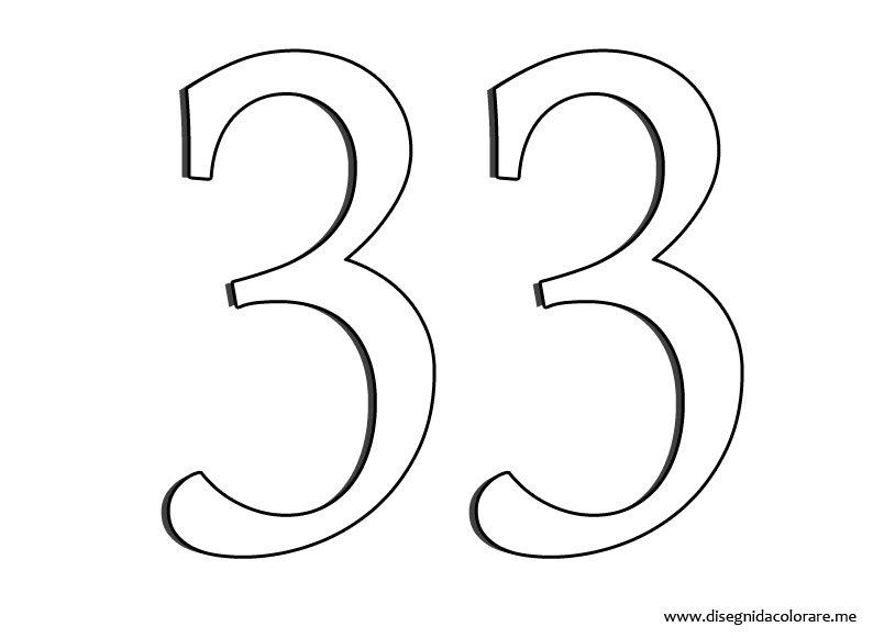 numero-33