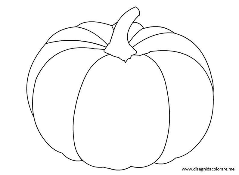 Immagini da colorare zucca omanautoawards - Disegni di zucche ...