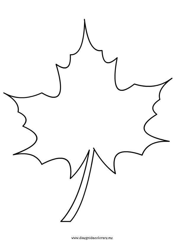 sagoma-foglia