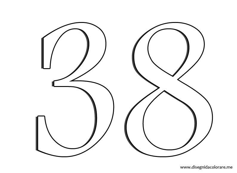 38-numero