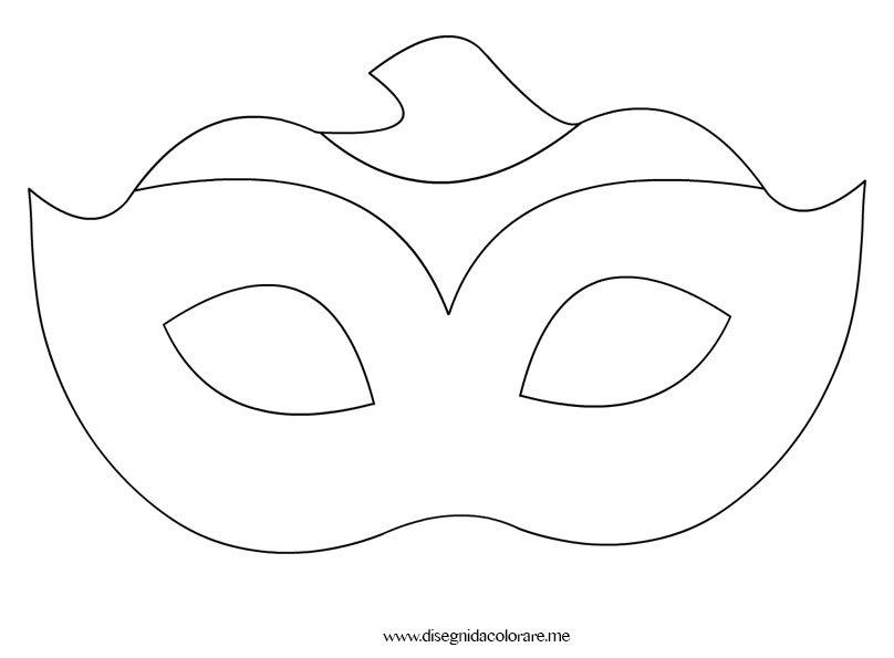 maschera-carnevale-disegno