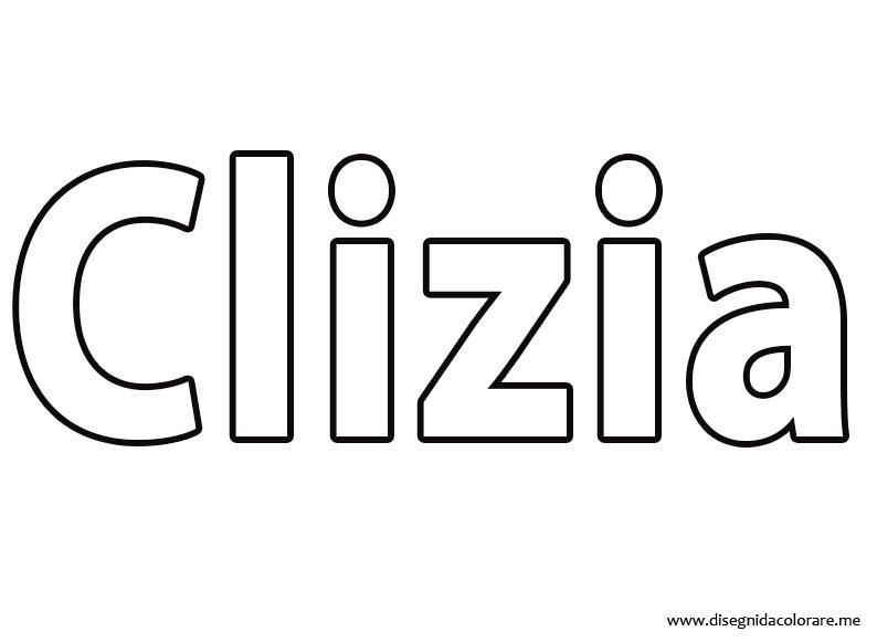 nome-clizia