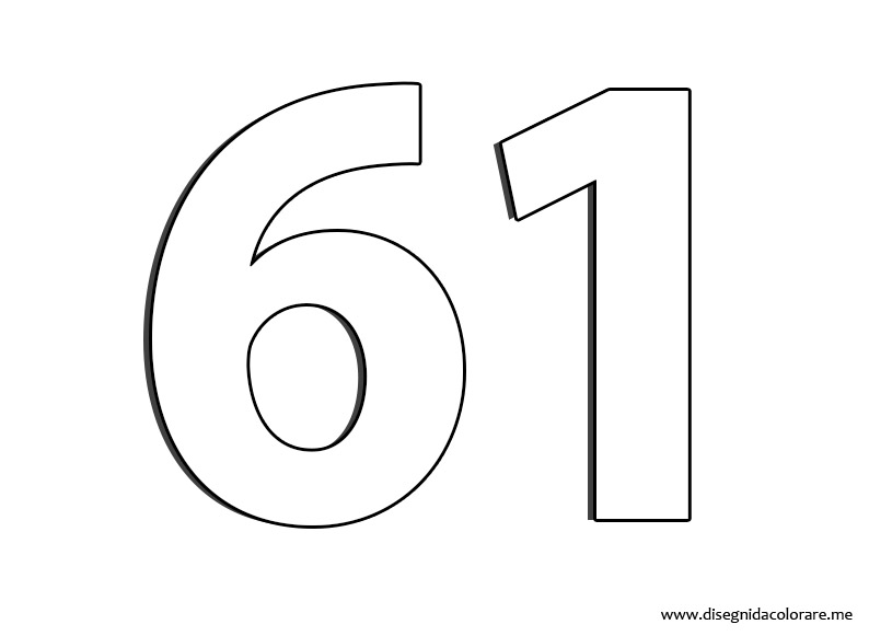numero-61