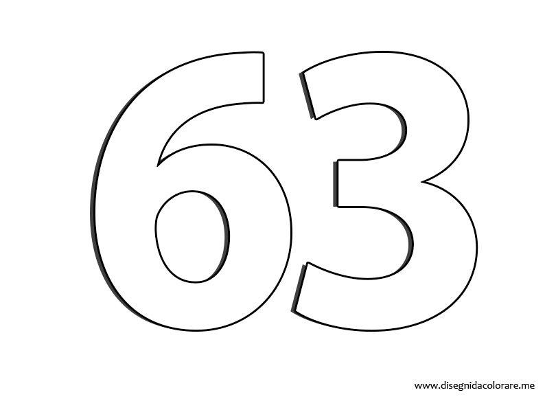63-numero