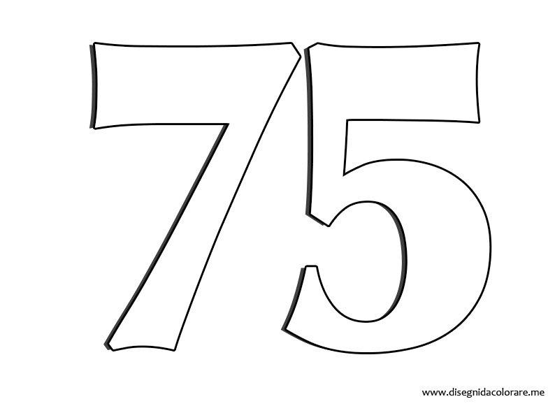 75-numero