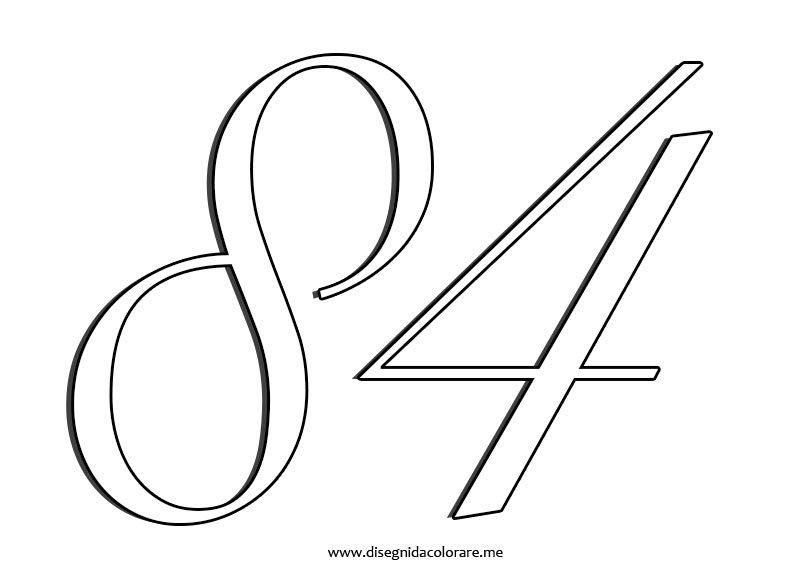 numero-ottantaquattro