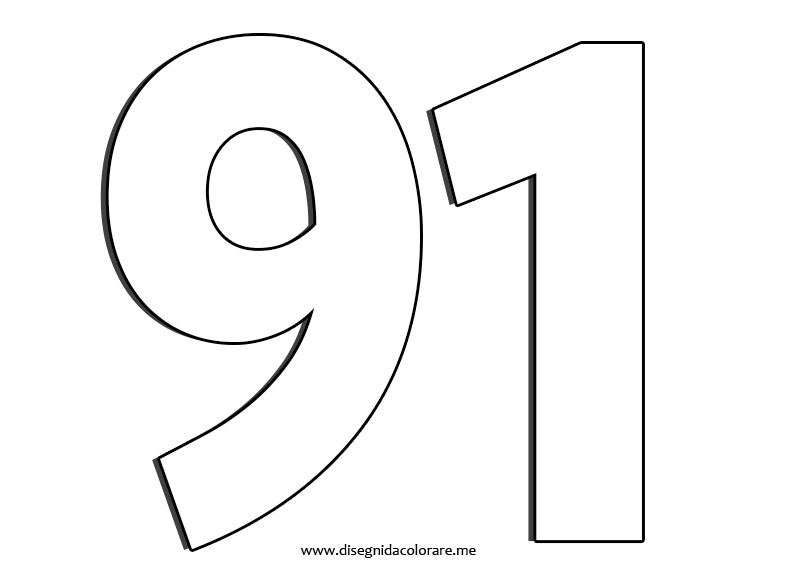 Numero 91