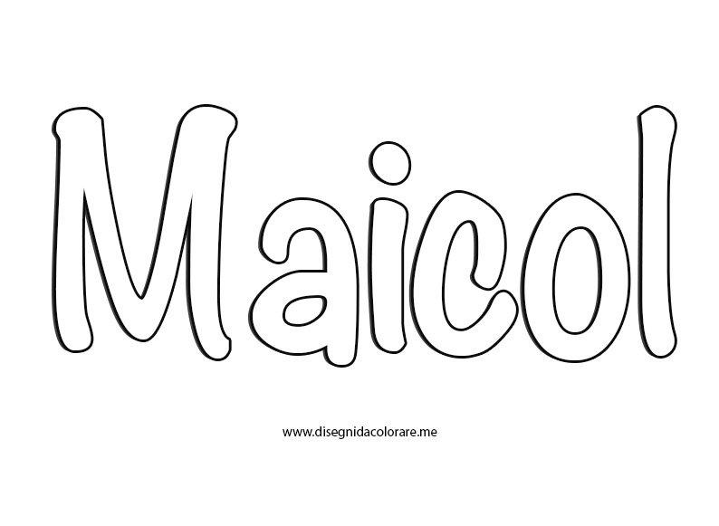 maicol
