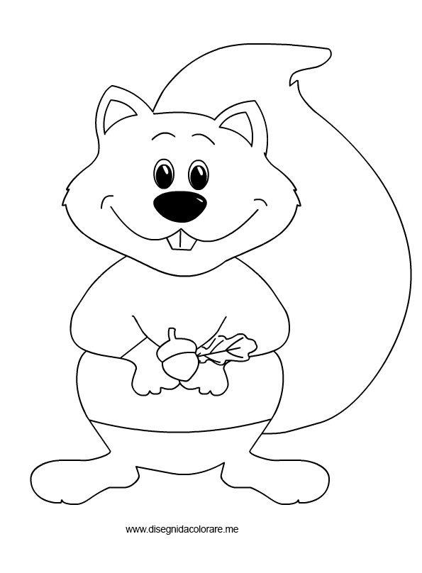 scoiattolo-ghianda