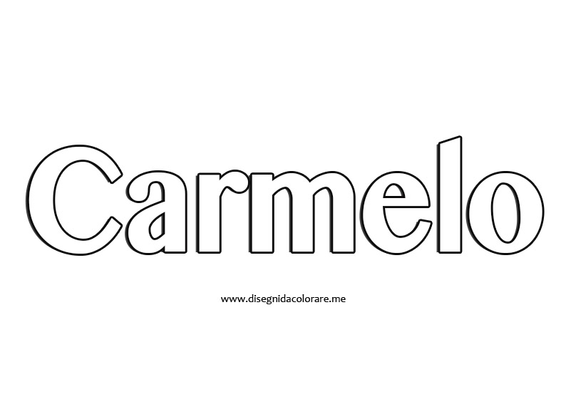 carmelo