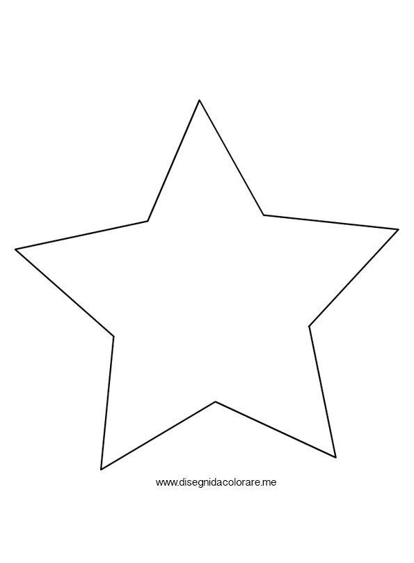 disegno-stella