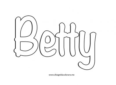 nome-betty