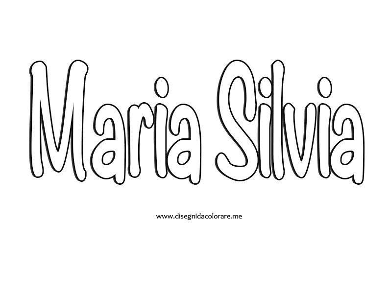 nome-maria-silvia
