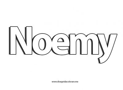 nome-noemy