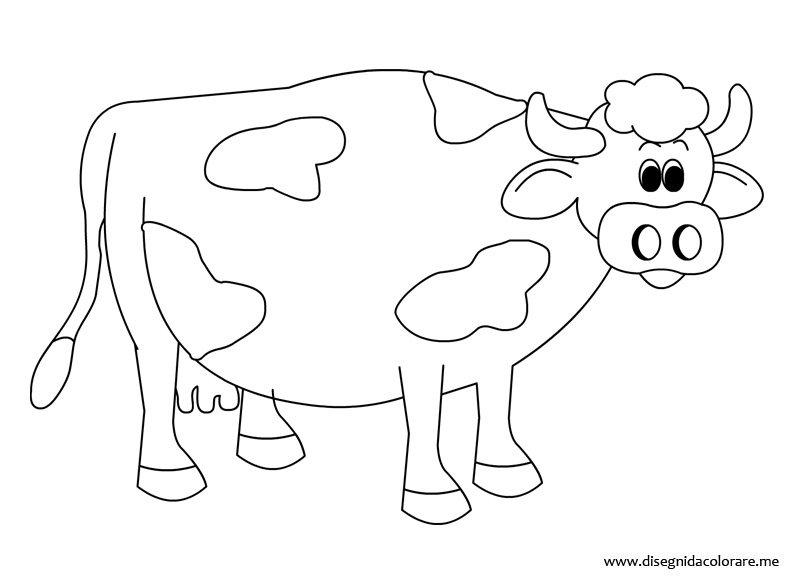 Disegno mucca disegni da colorare - Scimmia faccia da colorare pagine da colorare ...