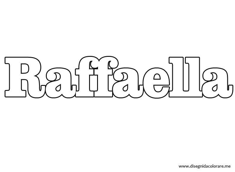 nome-raffaella