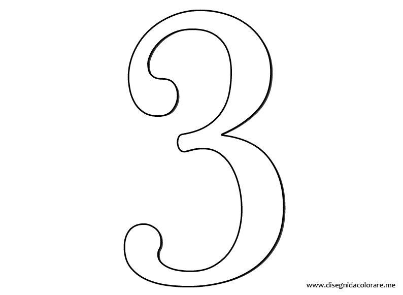 3-numero
