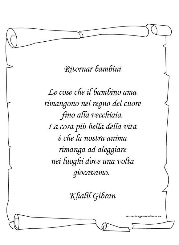 Poesie Sul Matrimonio Kahlil Gibran Quotes Frasi Libretto