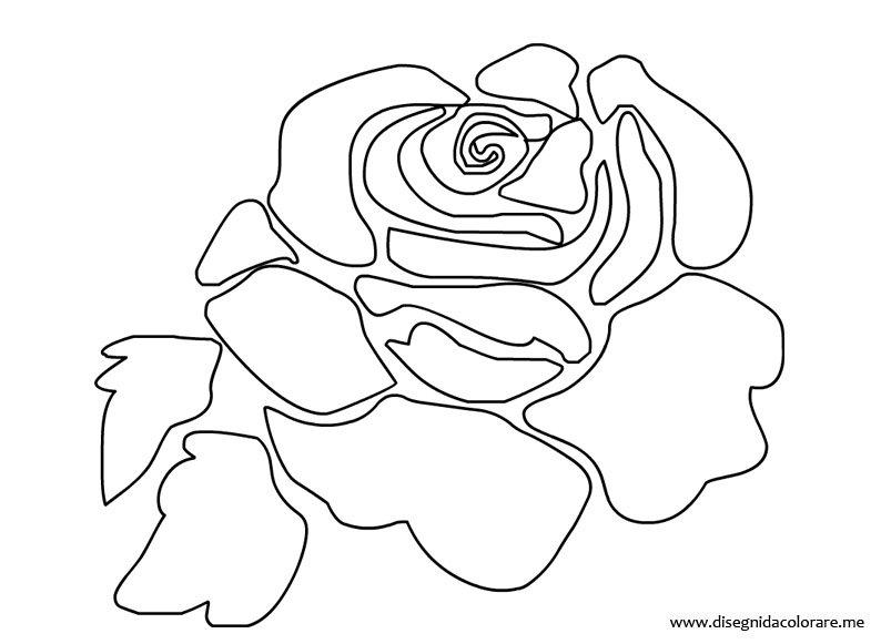 rosa-stilizzata