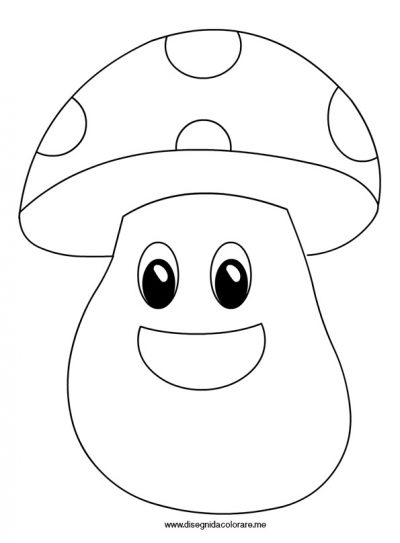 Disegni da colorare il sito dedicato ai disegni da for Fungo da colorare per bambini